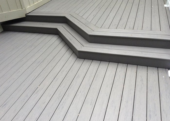 Composite double decking in Seattle - Master Decks